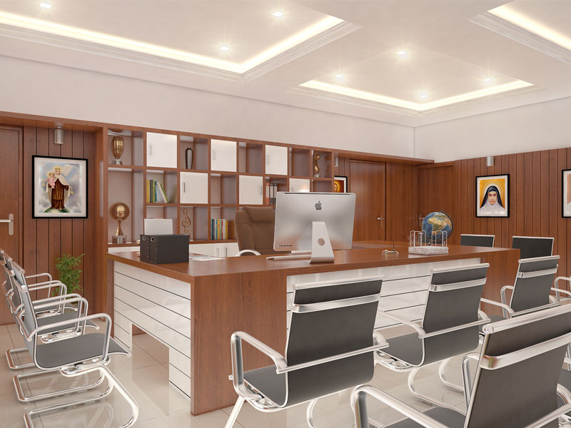 Modular Kitchen Cabinets Thrissur